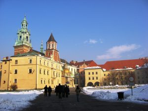 Magiczny Rynek w Krakowie