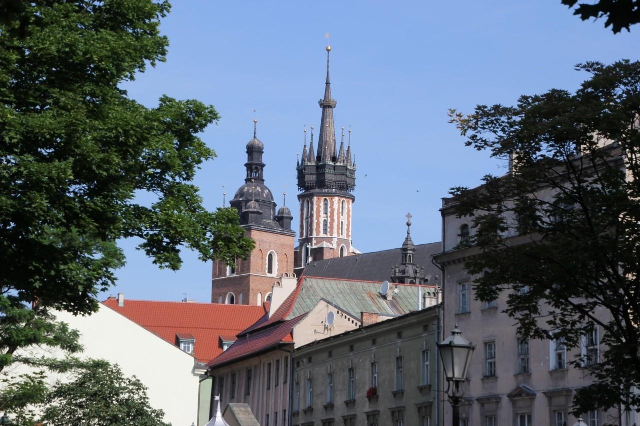 Śladami Jana Pawła II w Krakowie